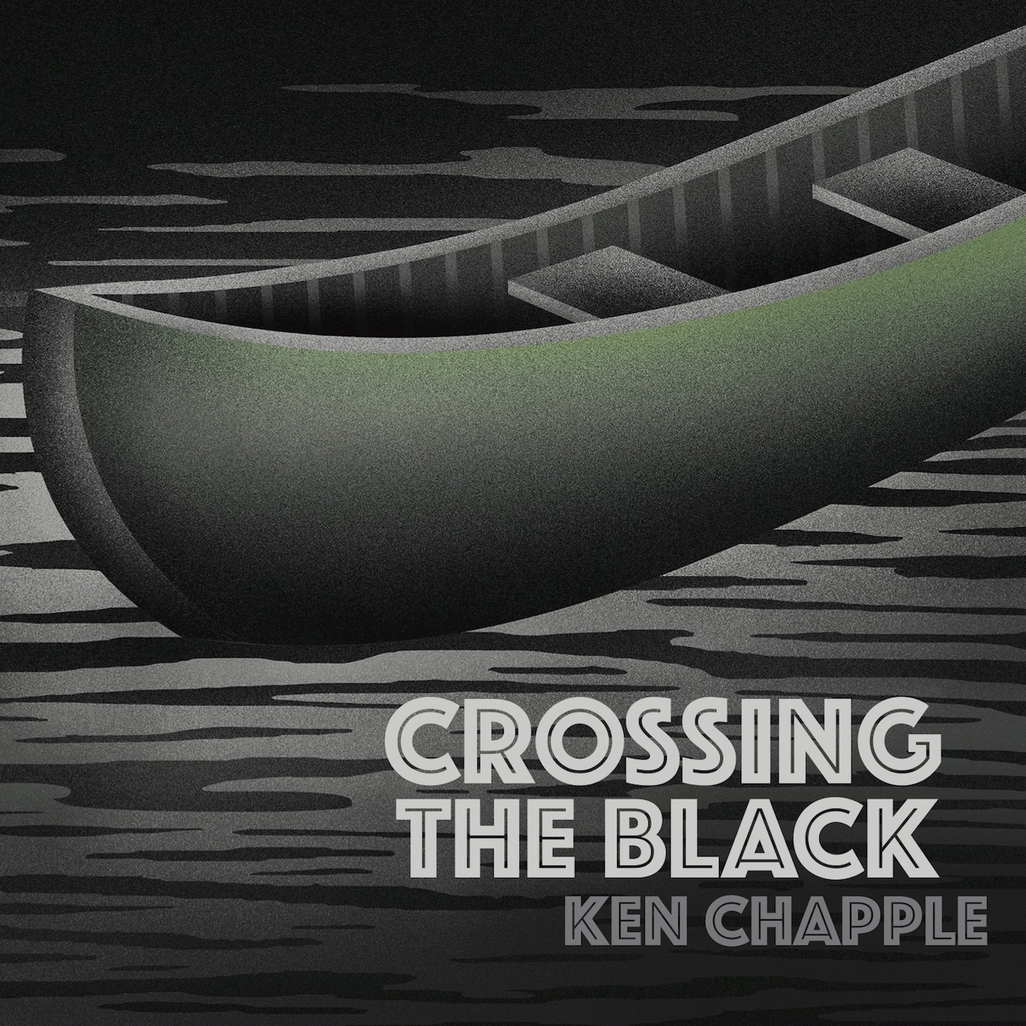 Crossing The Black CD (2015)