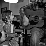 Ken Jamming With Ruth