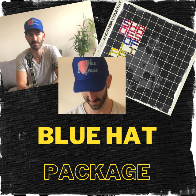 Shades Of Life – Blue Cap Package
